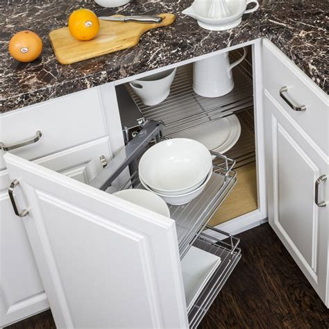 blind corners and blind corner pullout solution cs sdco all cabinet parts