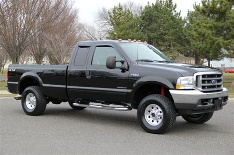 Buy used 2004 Ford F 250 Super Duty XLT Extended Cab