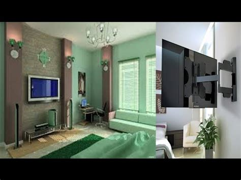 Tv In Bedroom Design Ideas by Led Tv Ideas In Bedroom Design Ideas Of Bedroom Tv