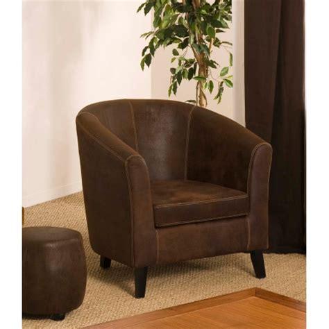 chaise style baroque fauteuil cabriolet marron microfibre meubles macabane