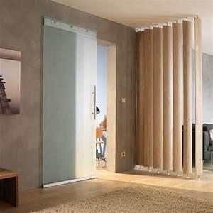 Cloison Amovible Lames Orientables Kacha Castorama Modern Home