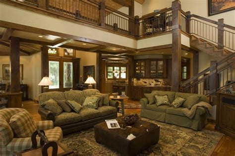 Great Rooms & Fireplaces
