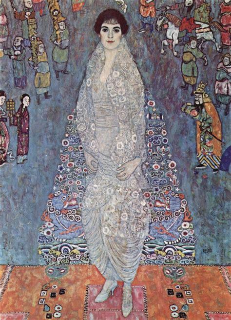 Klimt La by Gustav Klimt Magical Kaleidoscope Byron S Muse