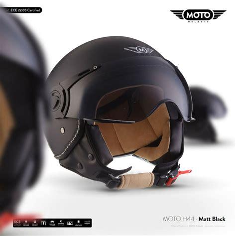 roller helm kaufen moto h44 matt b jet helm motorrad helm roller helm retro mofa xs s m l xl ebay