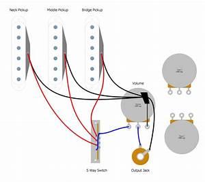 5 Way Guitar Switch Wiring Diagram - Database