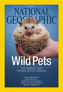 National Geographic Magazine, April 2014 – National ...