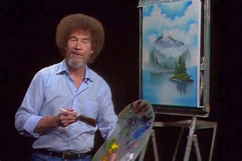 A Tribute To Bob Ross