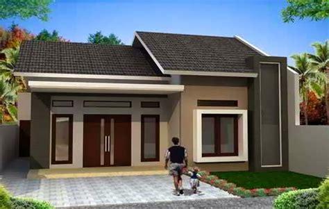 desain rumah sederhana  garasi