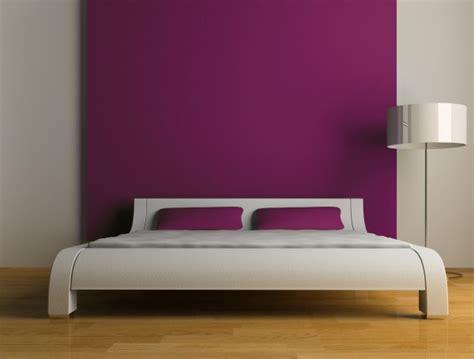 couleur prune pour une chambre et maintenant peinture de la chambre