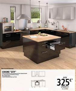 Brico Depot Votre Avis : meuble bas cuisine hauteur 80 cm cuisine brico dpt city ~ Dailycaller-alerts.com Idées de Décoration