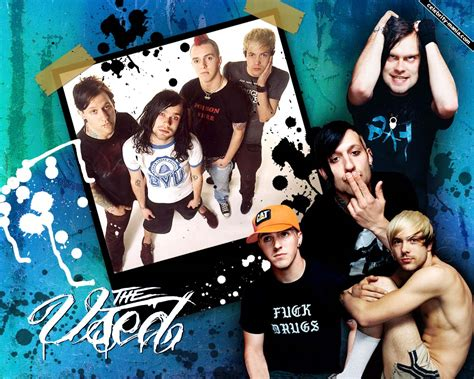 Photograf The Used Wallpaper