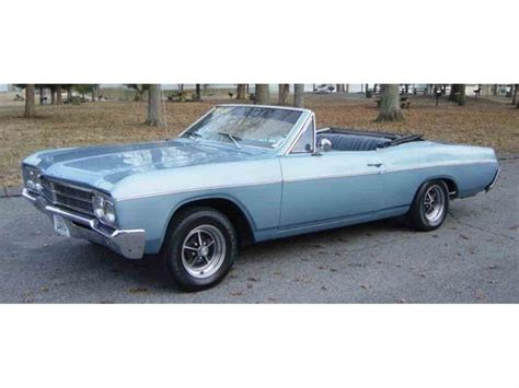 1966 Buick Skylark Convertible For Sale by 1966 Buick Skylark For Sale Classiccars Cc 932897