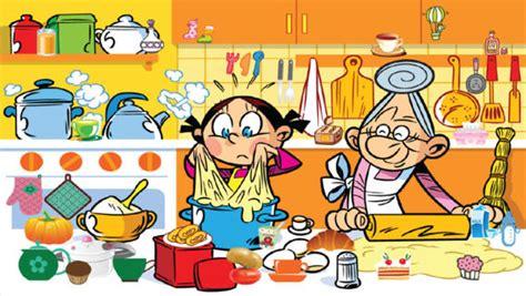 messy kitchen clipart  clip art