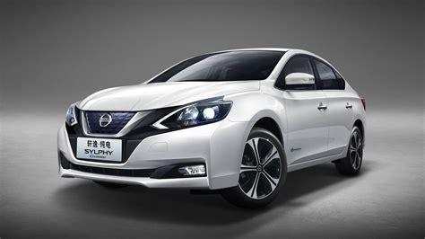 Nissan Sylphy 2020 by 2018 Nissan Sylphy Zero Emission Is Half Sentra Half Leaf