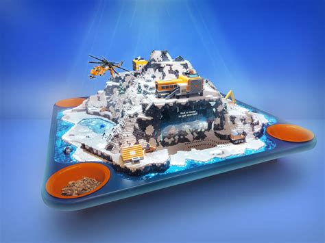 Plymouth's Legoland Launches New 'arctic Adventure' Experience  Plymouth, Pa Patch