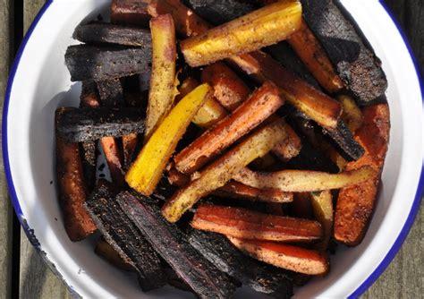 nouvelle recette de cuisine carottes rôties au garam masala nouvelle recette blogs