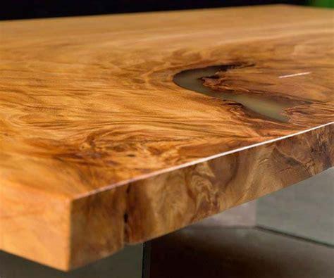 Welches Holz Für Tischplatte by Tischplatte Holz Massivholztisch Kauri Tischplatten