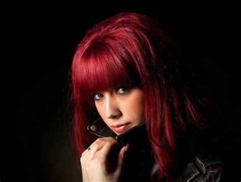 ways cherry cola hair color  light  fire