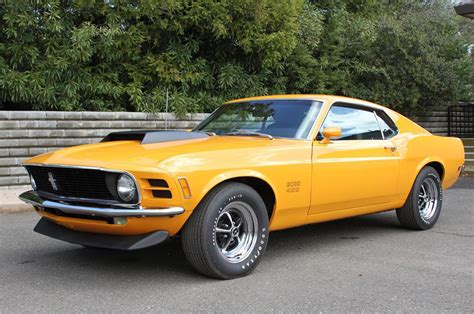 1970 Mustang Boss 429 Heading To Auction Stangtv