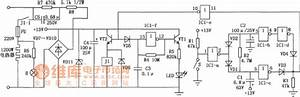 Steam Iron Automatic Protection Circuit Diagram - Protection Circuit - Control Circuit