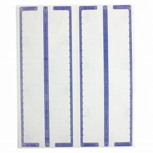Avery 8 tab 11quotx8 5quot clear label unpunched dividers 25pk for Avery 8 tab clear label dividers template