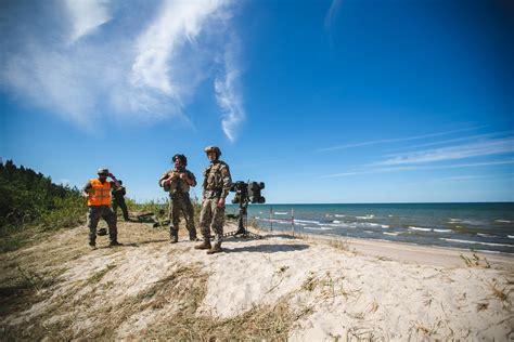 """Pretgaisa aizsardzības mācības """"Baltic Zenith 2019"""