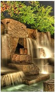 3D Waterfall Wallpaper (64+ images)