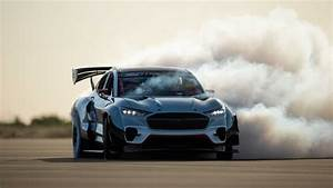 Ford Reveals Mindblowing Mustang Mach-E 1400: Watch It In Action Here