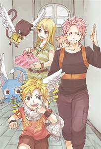 NaLu- Family Dragneel by 4Mangoa on DeviantArt