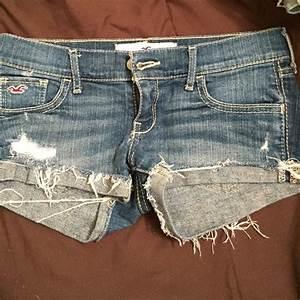 76% off Hollister Denim - womens Jean shorts from Jennifer ...