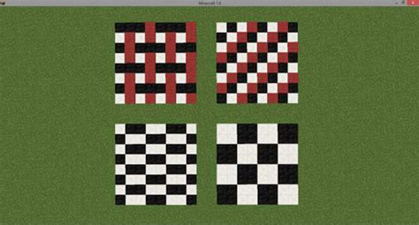 minecraft carpet designs how to customize floors roofs and walls for your