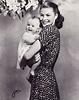 Ingrid Bergman and her daughter, Pia (1938)....In 1937, at ...