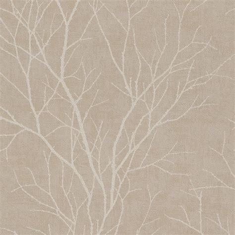 rasch twig tree branch pattern wallpaper modern  woven