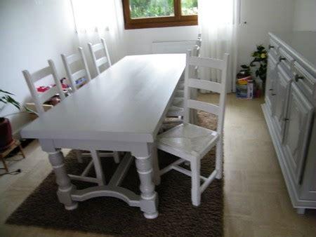comment transformer une cuisine rustique en moderne peut on transformer ma table de ferme les chaises et mon
