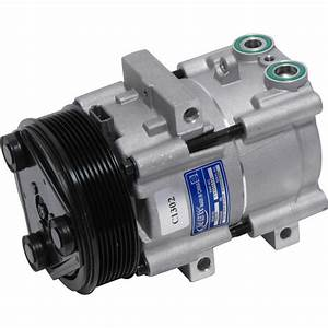 New A  C Compressor Ford F