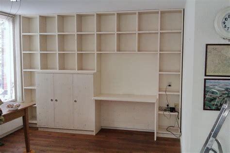 bureau winnie boekenkast bureau 50 images boekenkast met werkblad