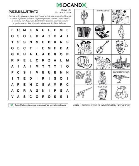 cruciverba da stare pdf www giocando
