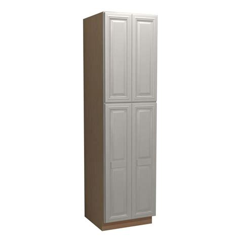 pantry cabinet doors home depot home decorators collection coventry assembled 24 x 96 x 24