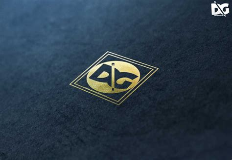 Add your image inside the smart object, then sit back. Free Gold Stamping PSD Mockups Templates | Logo design ...
