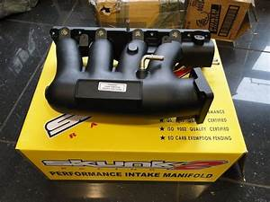 Skunk2 Black Series Intake Manifold K20 Ep3 Dc5 Fn2 Fd2