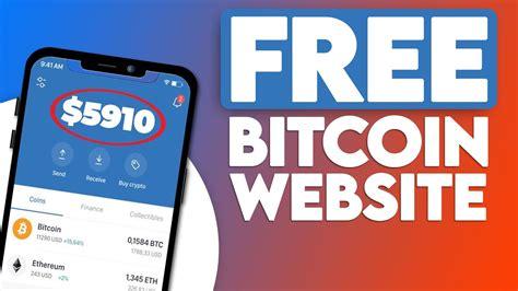 Earn $5,000 Free Bitcoin Using Bitcoin Mining Websites ...