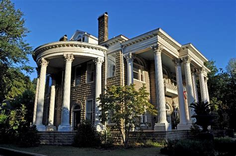 Perry Funeral Home Centre Alabama by Brownstone Manor At Selma Al Built C 1898 Listed On