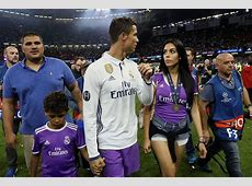 Georgina Rodriguez was a hit in Real Madrid's Champions