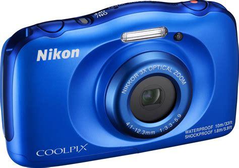 coolpix w100 sle photos nikon coolpix w100 waterproof digital blue Nikon