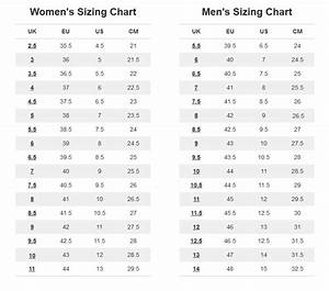 Aldo Shoe Size Chart Canada Best Picture Of Chart