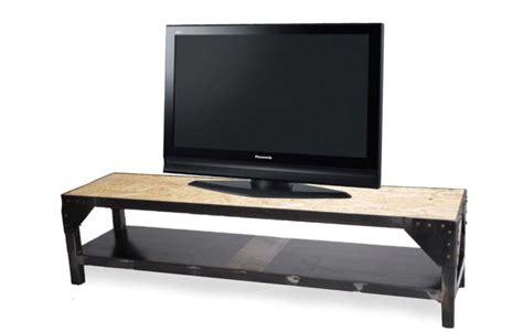 canape ikea stockholm meuble en acier avec plateau osb