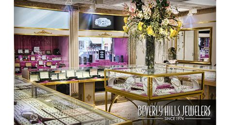 jewelry store  beverly hills  los angeles business