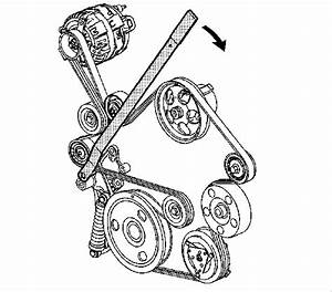 2007 Pontiac Grand Prix Serpentine Belt Diagram