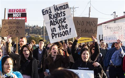 Immigrant Detainees On Hunger Strike Allege Threats By