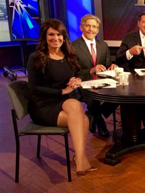 kimberly guilfoyle fox five legs looking tv dad american foxs visit lucy